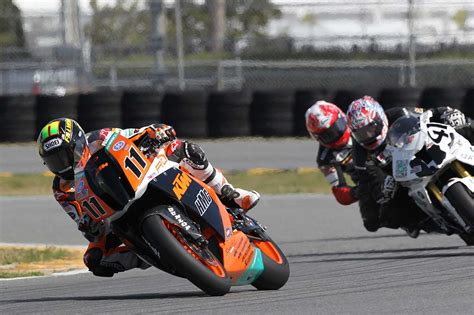 Have You Met The Ktm Ama Superbike Racing Team?