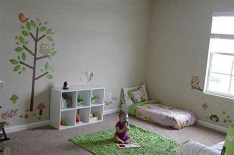 Kids Rooms {montessori Inspired} Paperblog