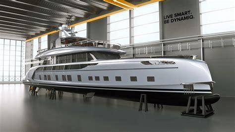Porsche Boat by Build Your Own Porsche Designed Dynamiq Gtt 115 Megayacht