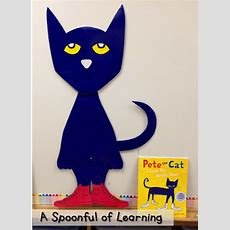 A Spoonful Of Learning Pete The Cat! + Freebies