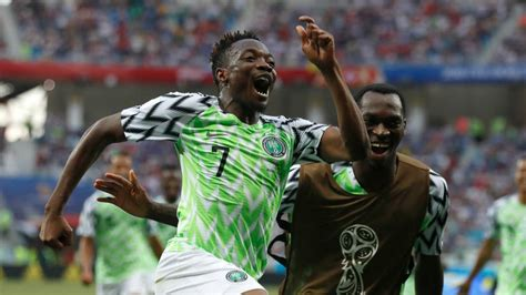 Ahmed Musa joins Gyan and Milla as Africa's highest ...