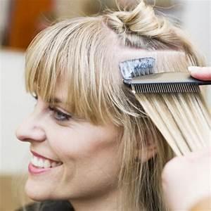 Ansatz Färben Blond : graue haare blond faerben ~ Frokenaadalensverden.com Haus und Dekorationen