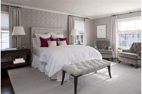 Gray Bedroom Wine Accentmarianne Jones  Bedroom