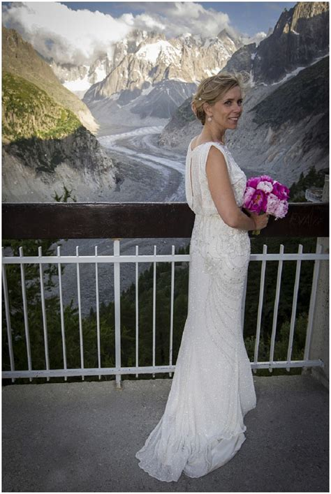 romantic wedding  altitude   alps