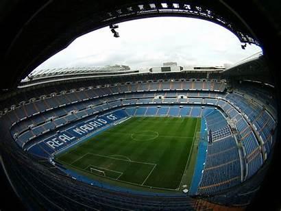 Madrid Stadium Bernabeu Santiago Wallpapers Soccer Desktop