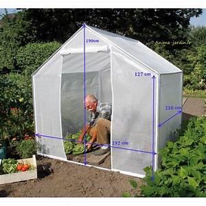 Kit Serre De Jardin : petite serre de jardin 4m pour cultiver ses l gumes ~ Premium-room.com Idées de Décoration
