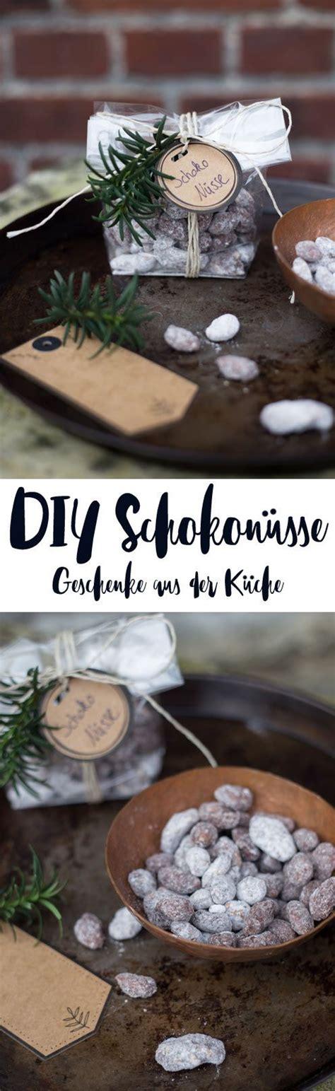 Selbstgemachte Mitbringsel Aus Der Kuche by Geschenke Aus Der K 252 Che Schokon 252 Sse Selbermachen