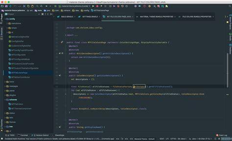 codingame idea editor for intellij idea jetbrains material theme ui jetbrains plugin repository