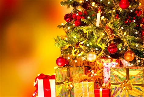 presents   tree hd wallpaper background image