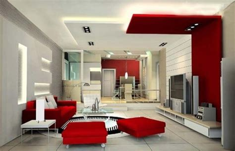 Moderne Deckenverkleidung Wohnzimmer by 15 Modern Ceiling Design Ideas For Your Home Living Room