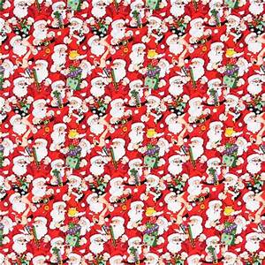 Tissu De Noel : tissu de no l santa 39 s workshop rouge p re no l et cadeaux ~ Preciouscoupons.com Idées de Décoration