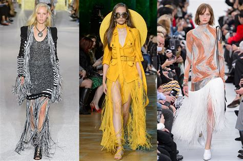 2018 Trends Something Borrowed And Plenty That Is New: Paris Spring/summer 2018 Trend Report