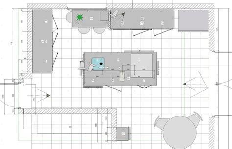 plan cuisine professionnelle plan de cuisine professionnelle maison design bahbe com