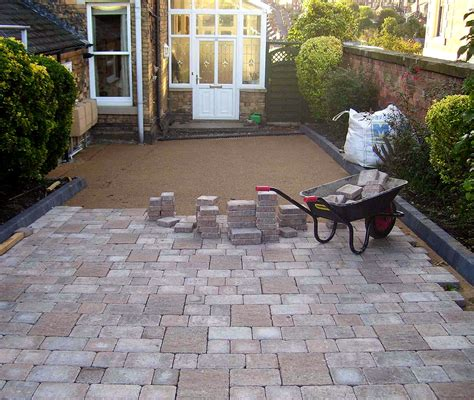 paving driveway scarborough paving groundworks landscaping in north yorkshire