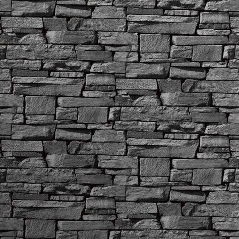 luxury grandeco dax dry stone wall slate brick effect