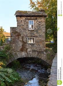 Plans For Cottages And Small Houses Ambleside Bridge House Editorial Stock Image Image 36280529