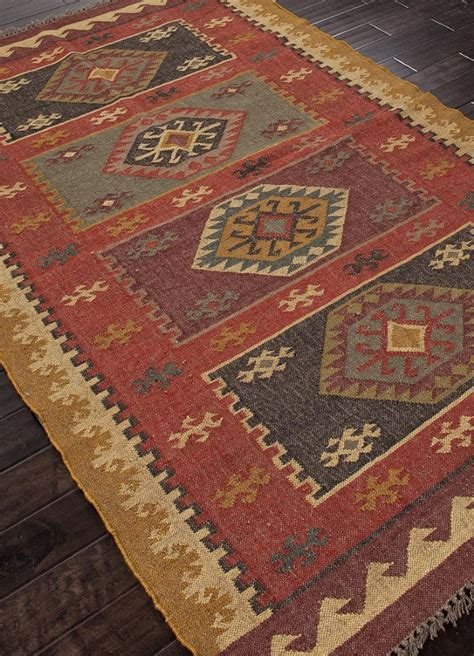 jaipur bedouin southwestern lodge area rug collection