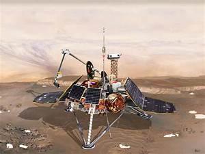 Mars Polar Lander Found at Last? - Sky & Telescope