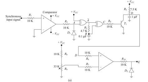 Scr Gate Drive Circuit With Isolation Using Pulse