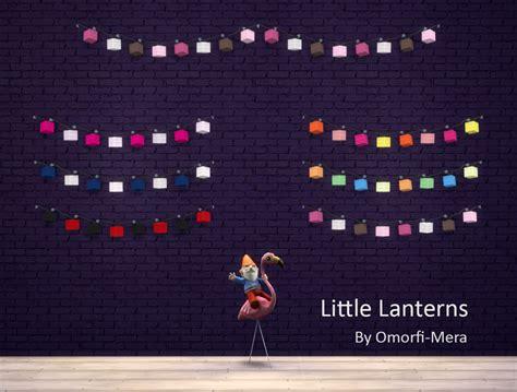 what a beautiful day little lanterns wall lights ts3 ts4