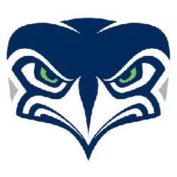 seattle seahawks alternate logo sports logo history