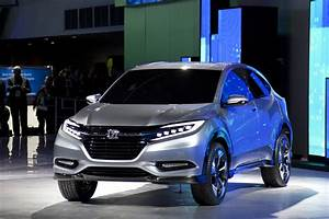 Honda Urban Suv Concept Previews Fit-based Crossover