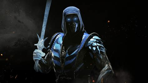 The gallery for > Mortal Kombat Sub Zero Face