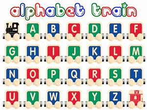 alphabet train foam letter activity whoopwhoopblog With alphabet name train letters