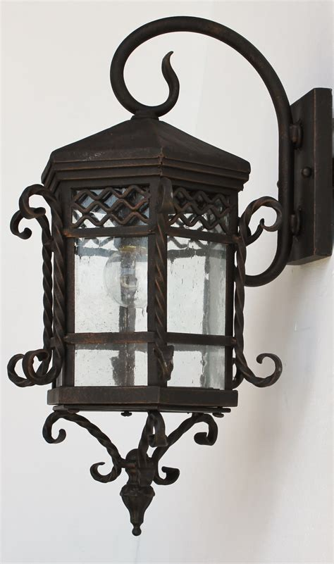 lights of tuscany 7009 1 style iron outdoor