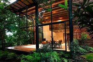 Innenhof Spanischer Häuser : die besten 25 tropenhaus entwurf ideen auf pinterest tropische h user tropische architektur ~ Udekor.club Haus und Dekorationen
