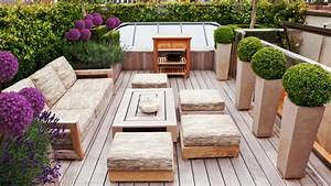 Amazing Roof Terrace Design Ideas - YouTube