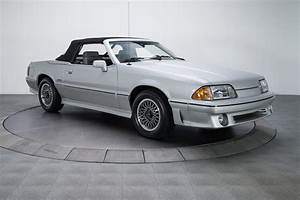 136173 1988 Ford Mustang | RK Motors Classic and Performance Cars for Sale