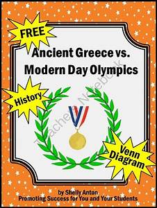 Olympics Free Ancient Greece Vs  Modern Day Research And
