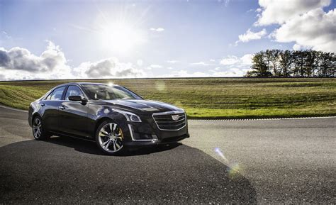 cadillac cts safety review  crash test ratings