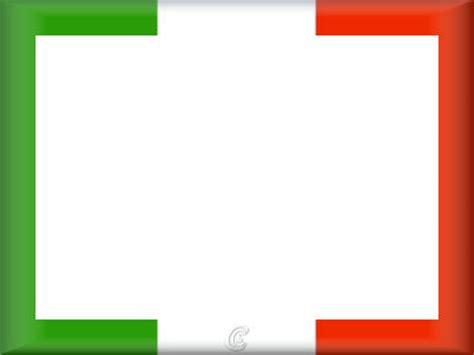 cornice tricolore cornici