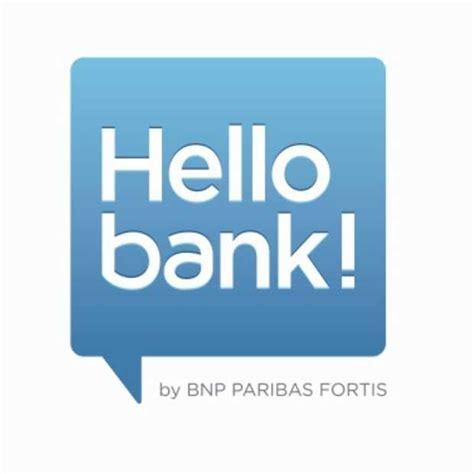 bnp si鑒e social bnp paribas fortis lanceert hello bank een 100 mobiele