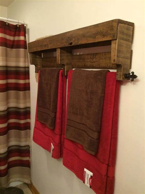 towel rack ideas 15 inspired pallet ideas for your home