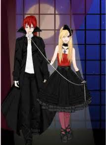 Anime Vampire Couples