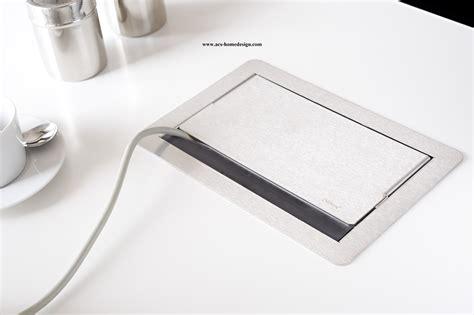 franke evoline prise electrique escamotable fliptop 012074
