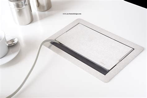 norme prise electrique cuisine franke evoline prise electrique escamotable fliptop 012074