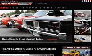 Official Dodge Blog RedLineDodge.com Re-Launches at the ...