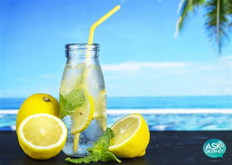 The Ins and Outs of a Lemon Water Fast - Ask Dr. Ernst