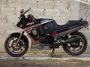Kawasaki Gpx 600r Ninja