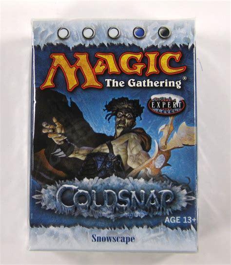 mtg theme decks worth it coldsnap theme deck englisch magic the gathering mtg ebay