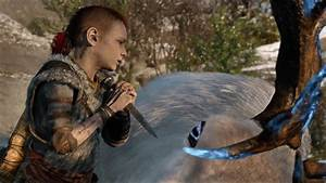 PS4 Exclusive God of War: Kratos' Son Has a Tattoo ...