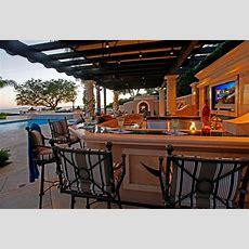 Creating An Outdoor Entertainment Center Home