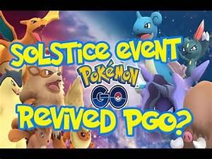 Oster Event Pokemon Go : pokemon go 39 s solstice event has brought back pokemon go gym rework has started youtube ~ Orissabook.com Haus und Dekorationen