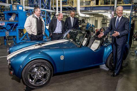 kit car bausatz oak ridge cobra plastik auto mit elektromotor
