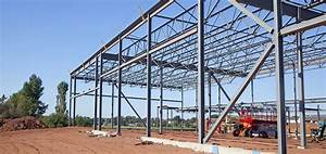 steel framed buildings cornwall erecting With commercial steel frame buildings