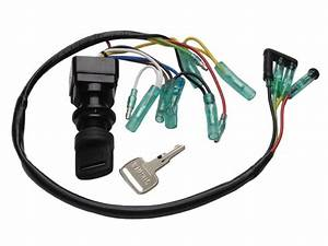 New Yamaha Outboard Ignition Switch Sierra Mp51040 For 2